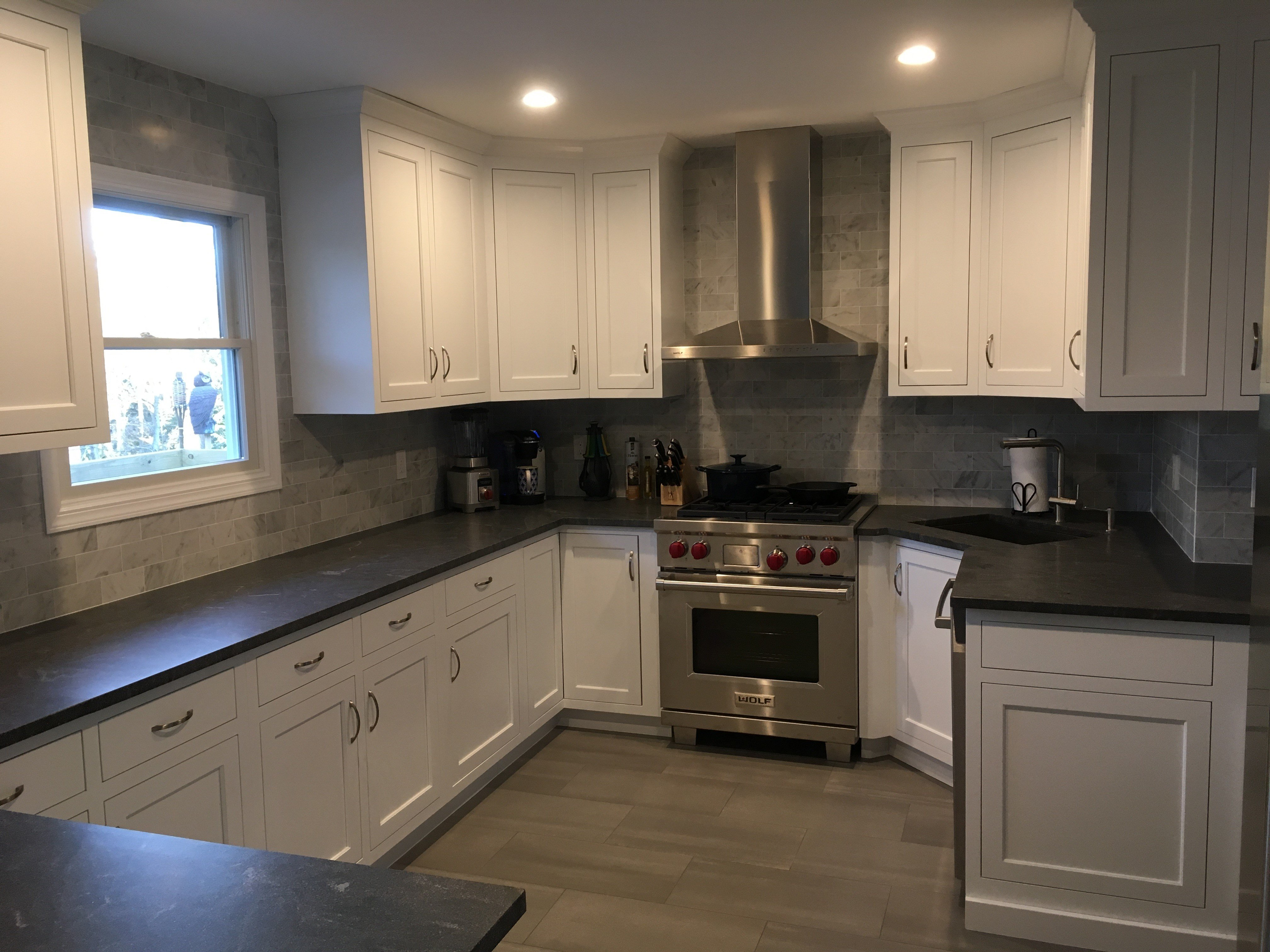 make a statement with our custom cabinets - Kitchen View Custom Cabinets