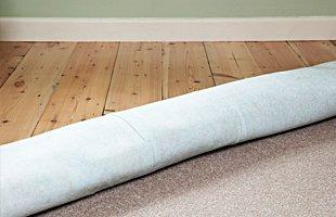 Wood style vinyl flooring