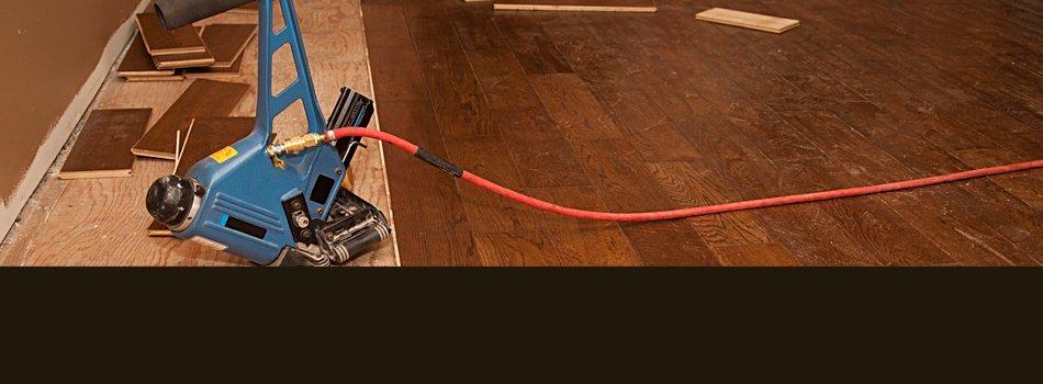 Installing hardwood