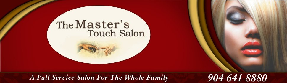 Hair Salon - Master's Touch Salon - Jacksonville,  FL