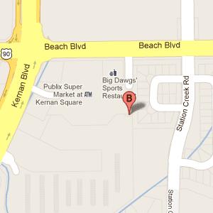 3503 Suite 3 Kernan Boulevard South Jacksonville,  FL   32224