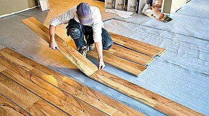 Floor Installations - Home Remodeling - Nashville, TN