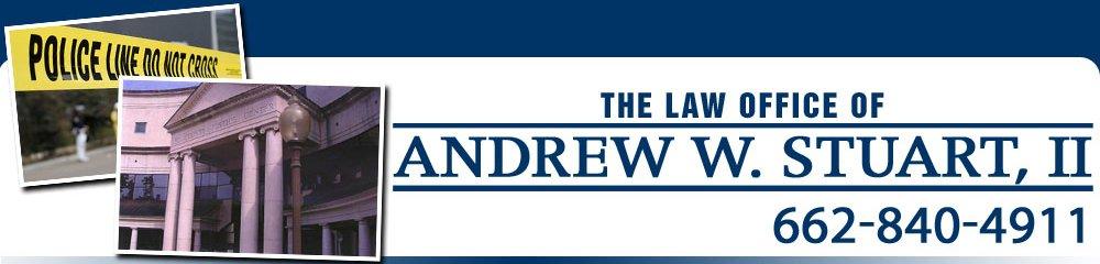 Lawyer - Tupelo, MS - The Law Office of Andrew W. Stuart, II