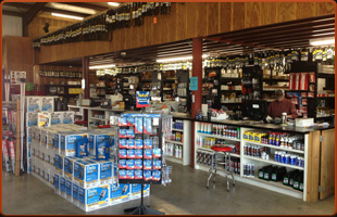Wilkerson's Diesel & Tire store