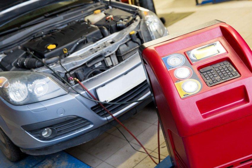 Auto AC System