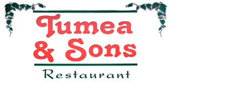 Italian Restaurant | Des Moines, IA | Tumea & Sons Restaurant | 515-282-7976