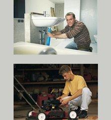 hardware stores - Phenix City, AL - Dan's Hardware - Lawn Mower and Plumbing