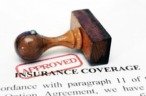 Approved insurance