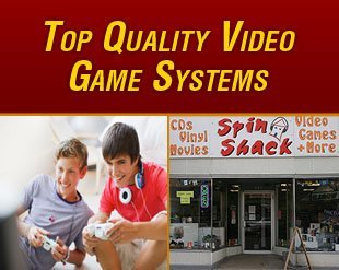 Game Systems - Baraboo, WI -  Spin Shack