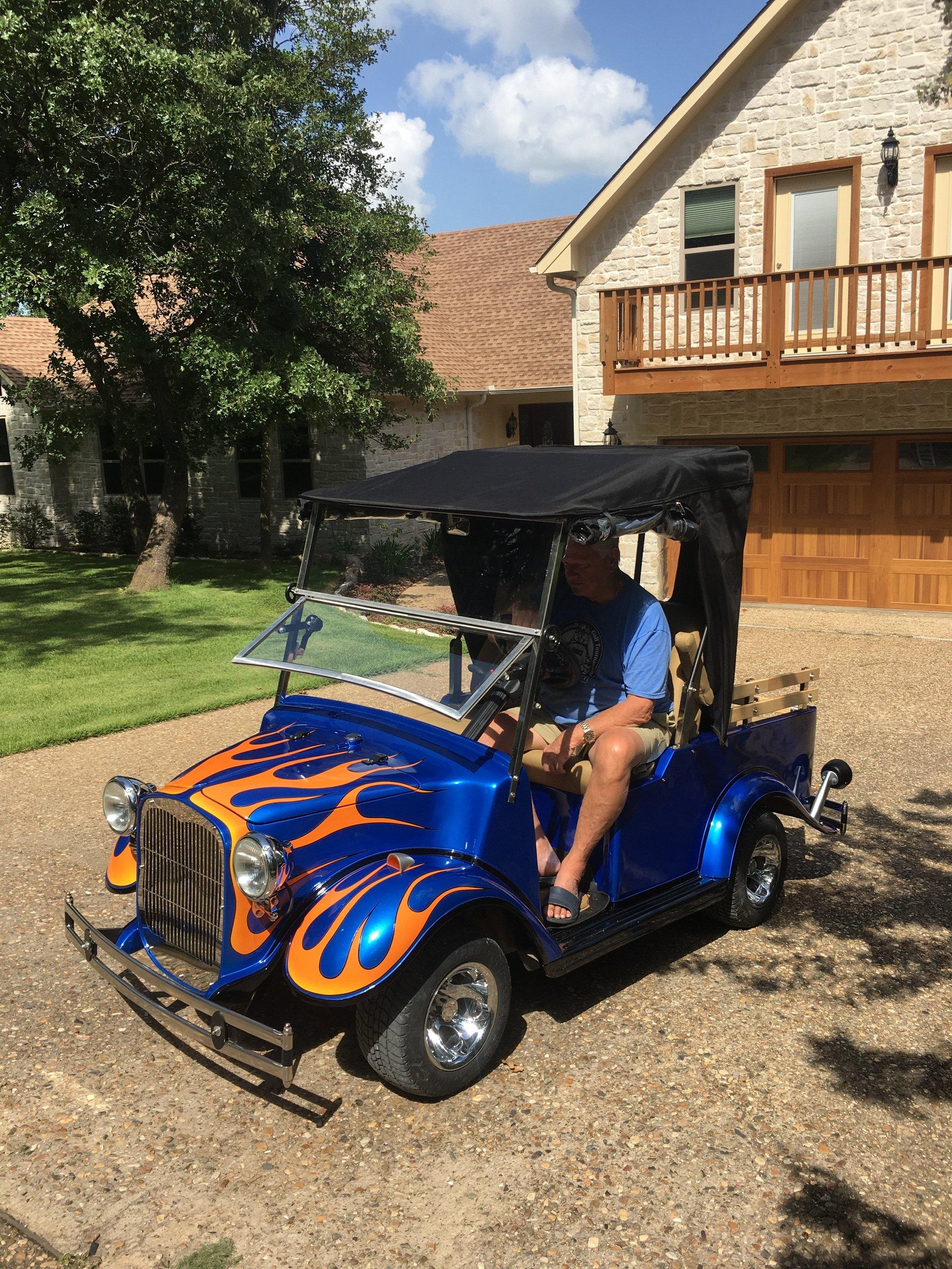 Golf Cart Body Kits | Custom Body Kits | Hawkins, TX