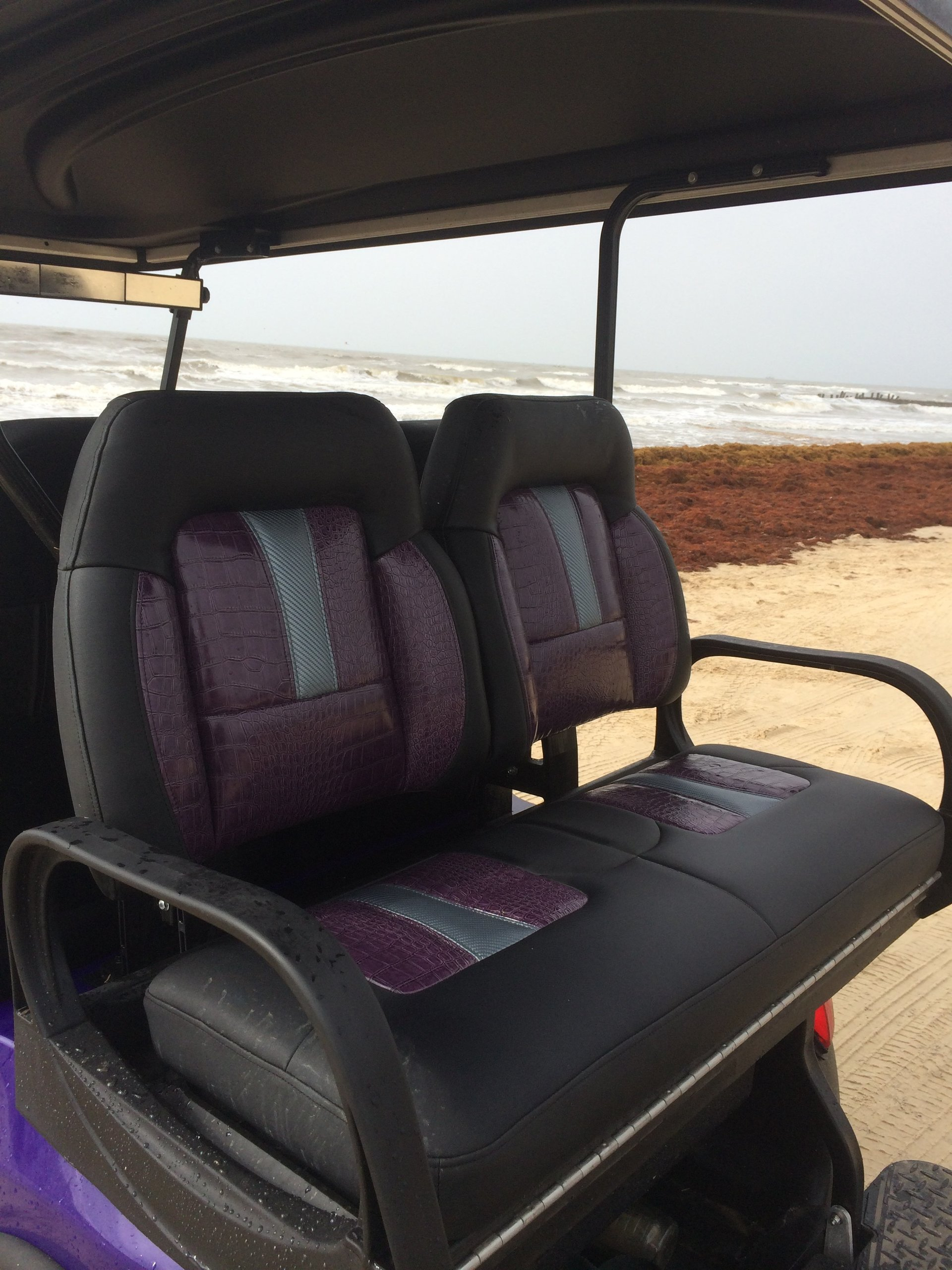 Golf Cart Seats   Custom Seats   Hawkins, TX