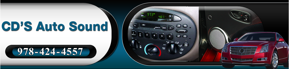 Auto Stereo Sales And Installation - Leominster, MA - CD'S Auto Sound