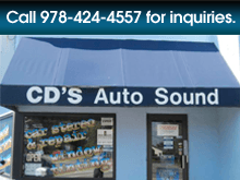 Auto Stereo Sales And Installation - Leominster, MA - CD'S Auto Sound - Auto Stereo Sales And Installation - Call 978-424-4557 for inquiries.