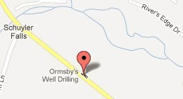 Ormsby's Well Drilling Inc. 927 Rte. 22B  Schuyler Falls, NY 12985