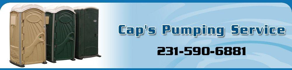 Porta Potty Rental  Thompsonville, MI  - Cap's Pumping Service