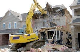 House tear downs