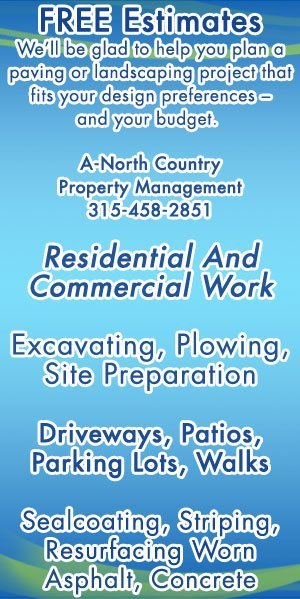 Concrete and Asphalt Paving - Syracuse, NY - Paving and Landscaping