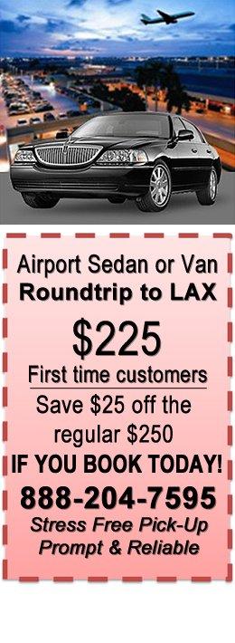 Taxi Service - Orange County, CA - Superior Airport Sedan