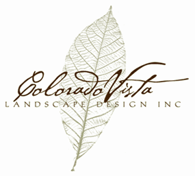 Colorado Vista Landscape Design - Logo