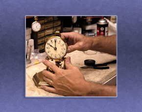 Clock Repair - Timonium,  MD   - Atlantic Clock Hospital