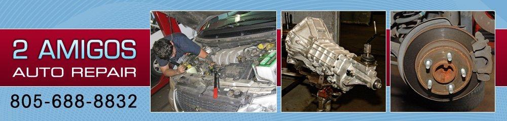Car Care Center - Buellton, CA - 2 Amigos Auto Repair