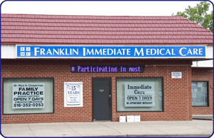Insurances | Franklin Square, NY | Franklin Immediate Medical Care | 516-352-0253