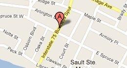 Arfstrom Pharmacy 415 Ashmun Street Sault Sainte Marie, MI 49783