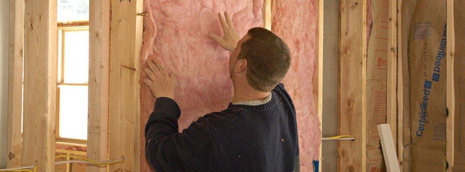 Sidewall insulation