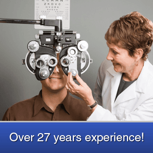 eyewear - Rosedale, MD - Rosedale Vision Center - eye exam - Over 27 years experience!