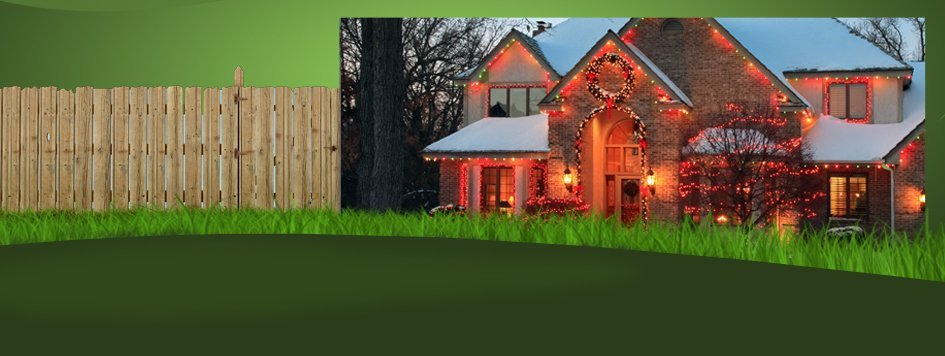 Exterior Holiday Decorations | Port Chester, NY | Coperine Landscaping | 914-403-3885