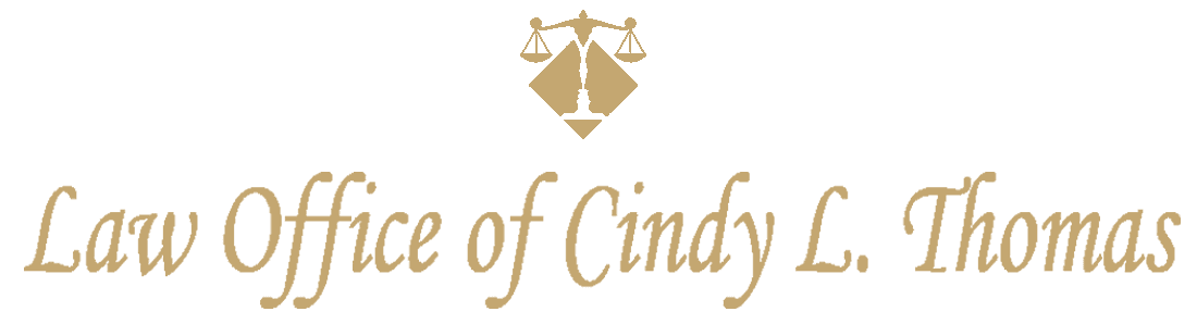 Law Office of Cindy L Thomas - Logo