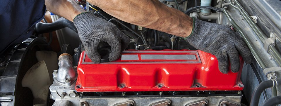 Foreign vehicle repair