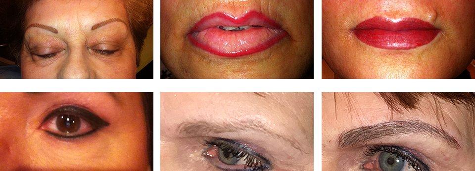 Permanent Makeup Services