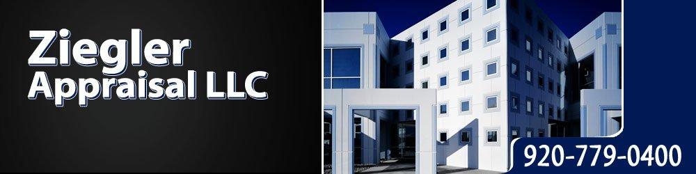 Real Estate Appraisers - Hortonville, WI - Ziegler Appraisal LLC