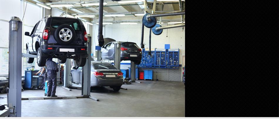 Automotive service center