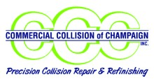 Commercial Collision of Champaign Logo