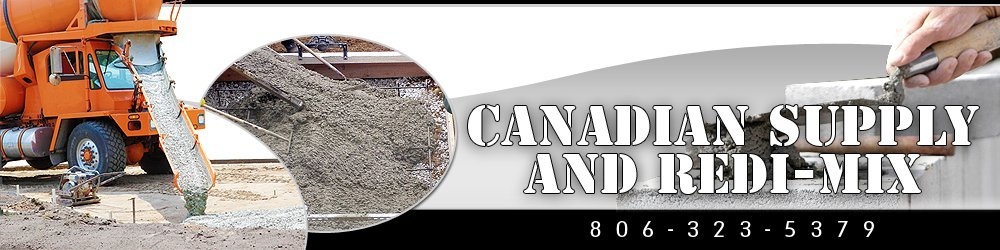 Ready Mixed Concrete - Canadian, TX - Canadian Supply And Redi-Mix