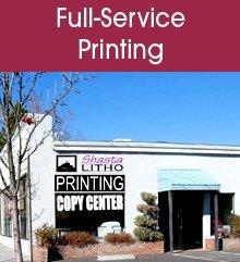 Duplicating Services - Klamath Falls, OR - Shasta Litho