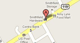 Smithfield Hardware - 48 Main St  Smithfield, PA