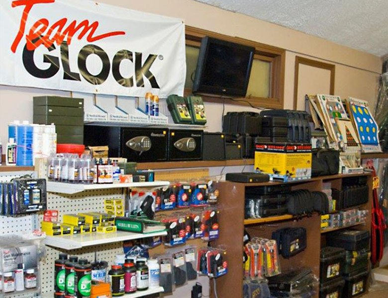 Chris Indoor Range & Gun Shop items