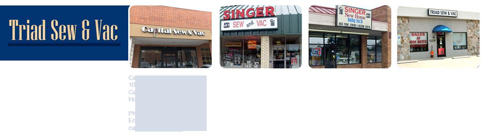 Triad Sew and Vac - Sewing Machine Repairs | Winston-Salem, NC