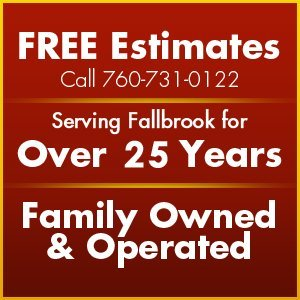 Awning - Fallbrook, CA  - Superior Rain Gutters & Awnings Inc.