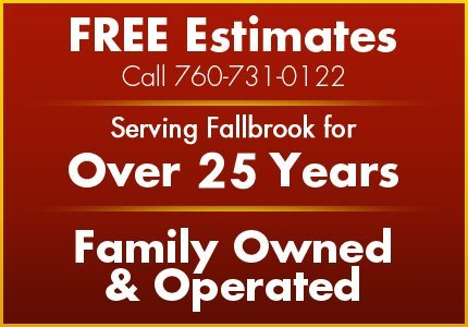 Gutter Installation  - Fallbrook, CA  - Superior Rain Gutters & Awnings Inc.