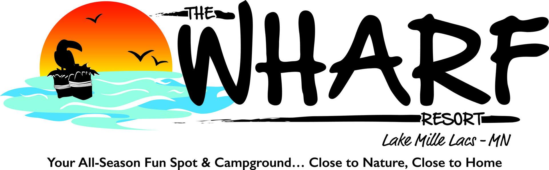 The Wharf Resort - logo