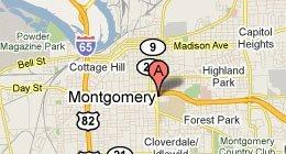 Custom Carpet Cleaning - Montgomery, AL area