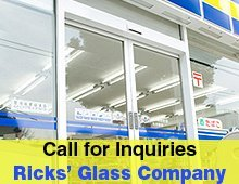 Shower Glass - Dublin, GA - Ricks' Glass Company