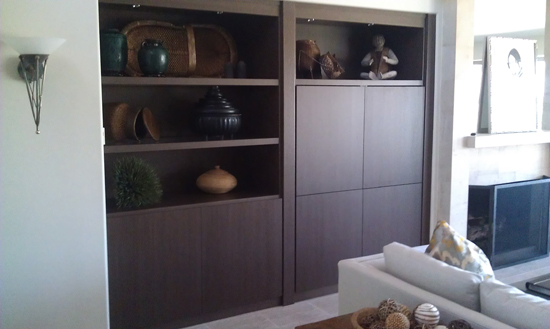 Cabinet Storage With Shelves ...