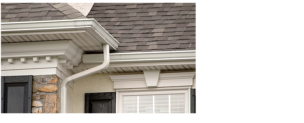 Quality gutter installation