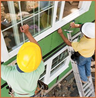 Quality window installation service