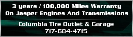 Columbia Tire Outlet & Garage - Auto Repair - Columbia, PA